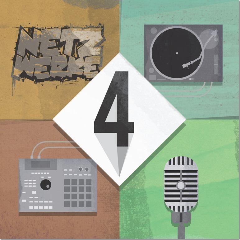 Netzwerke Sampler 4 (Front Cover)