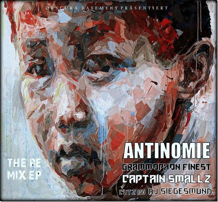 Cap Smallz & Grammophon Finest - Antinomie (COVER)