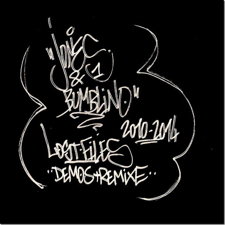 Mister Jones & Bumbliño - Lost Files- Remixe & Demos 2010-2014