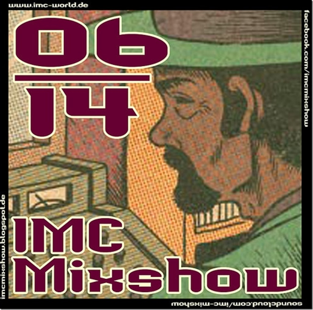 IMC Radio Mixshow 06-2014 mit Tice & Donna Wetter (Cover)