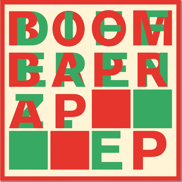 Mister Jones & Bumblino - Boom Bap Rap   Differenz EP (Cover)