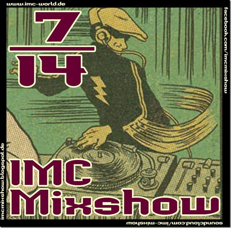 IMC Radio Mixshow 07-2014 mit Search aka Pille (Cover)
