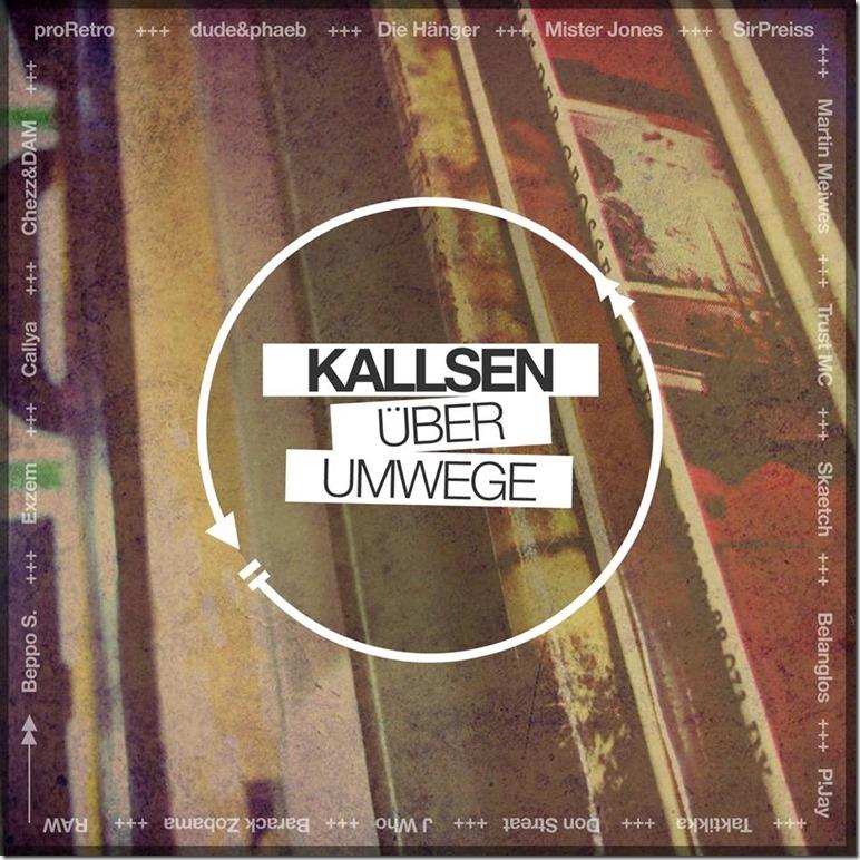 Kallsen - Über Umwege (Front Cover)