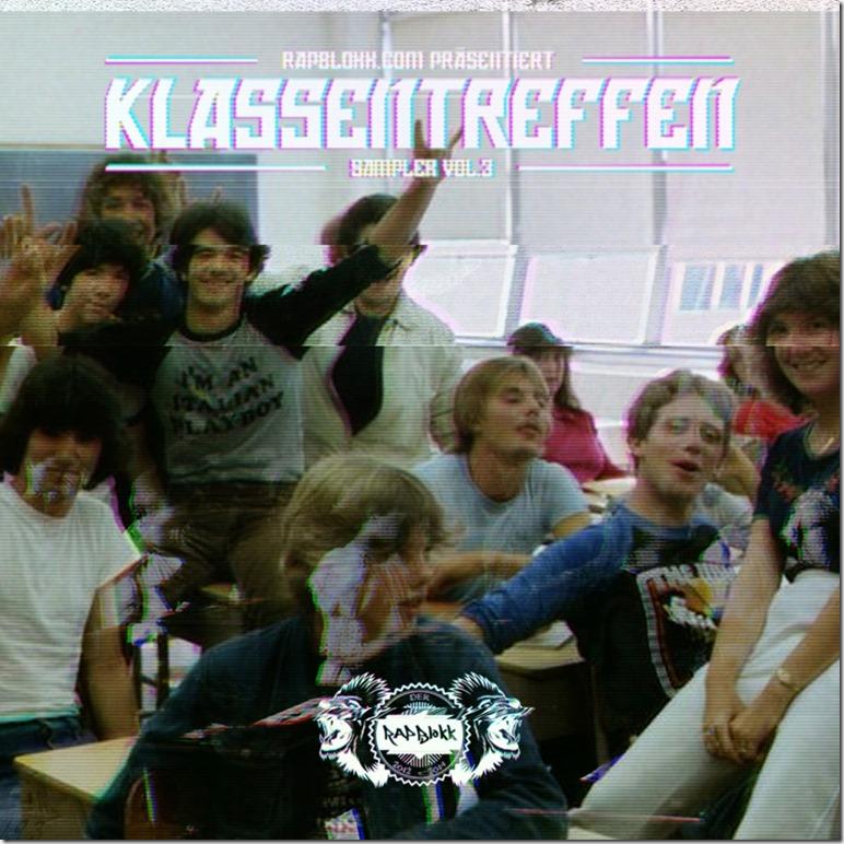 Klassentreffen Vol.3 (Front Cover)
