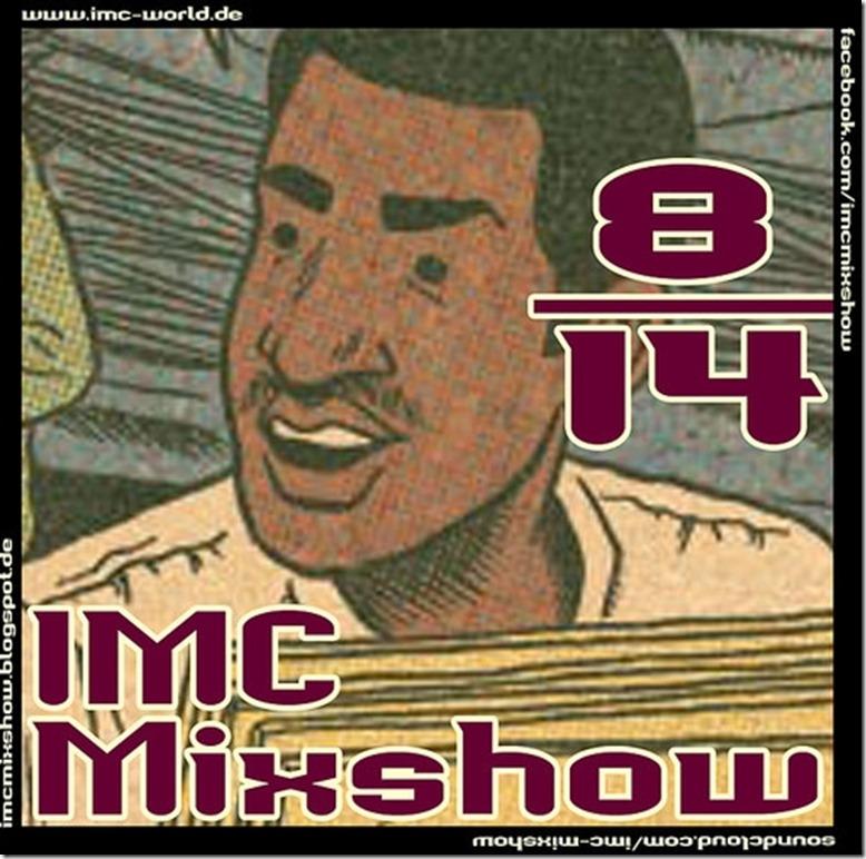 IMC Radio Mixshow 08-2014 mit Canuto (Cover)