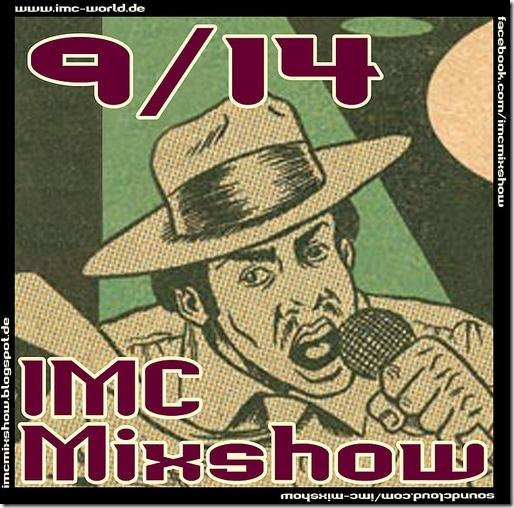 IMC Radio Mixshow 1409 mit Gold Roger (Cover)