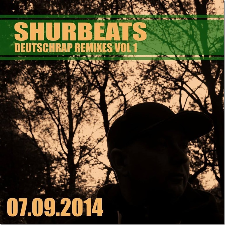 Shurbeats - Deutschrap Remixes Vol. 1 (Cover)