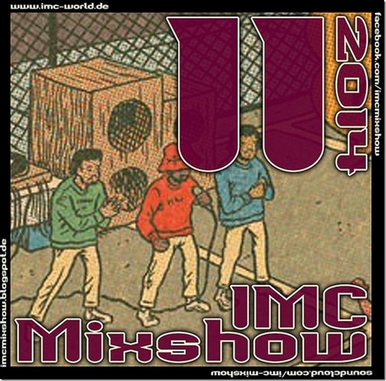 IMC Radio Mixshow 1411 mit ADS Crew & Nox (Cover)