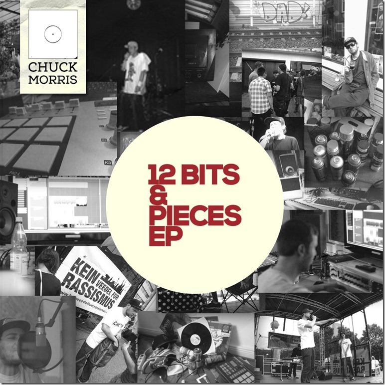 Chuck Morris - 12 Bits & Pieces EP Flyer