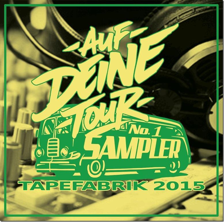 Auf DEINE Tour Sampler No.1 (Cover)